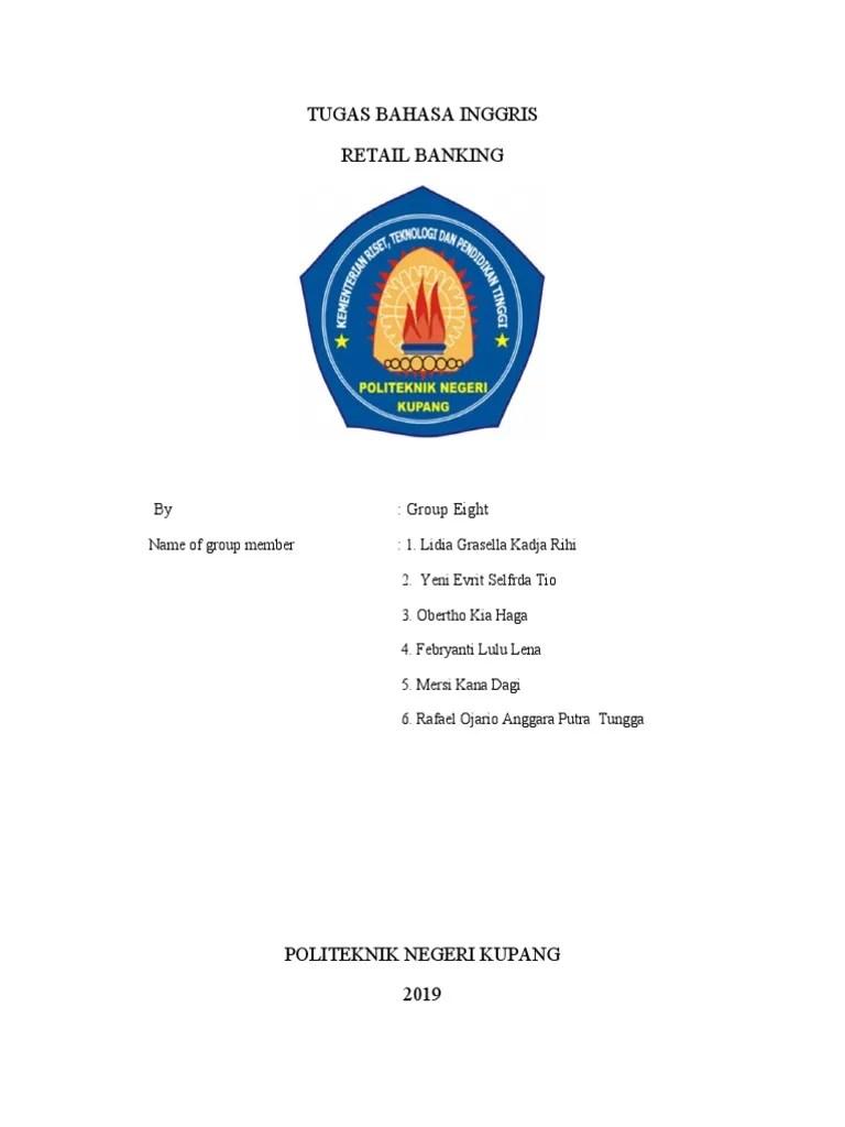 Logo Politeknik Negeri Kupang : politeknik, negeri, kupang, 8.docx, Banking, Financial, Services