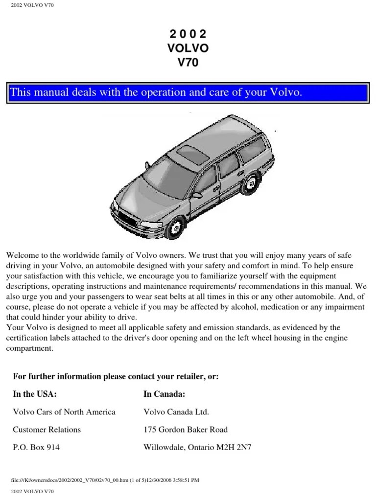volvo v70 2002 user manual airbag seat belt 1998 volvo s70 vacuum hose diagram besides vw golf 1 tuning besides [ 768 x 1024 Pixel ]