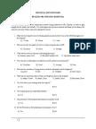 Servqual Questionnaire | Patient | Clinic