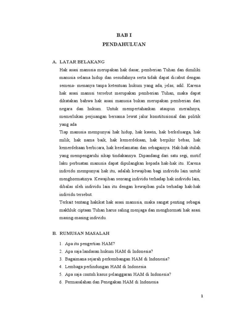 4 Lembaga Perlindungan Ham Di Indonesia : lembaga, perlindungan, indonesia