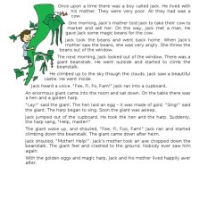 Jack And The Beanstalk Plot Diagram 2002 Gsxr 600 Wiring Text Story