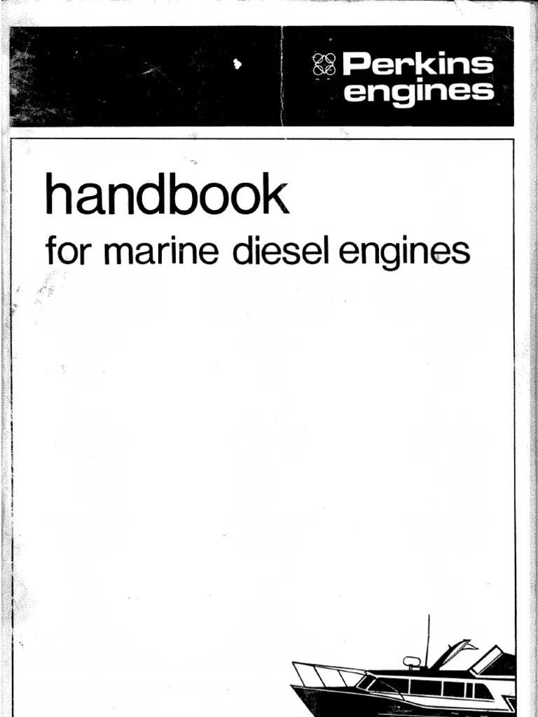 Perkins Marine Engine Handbook