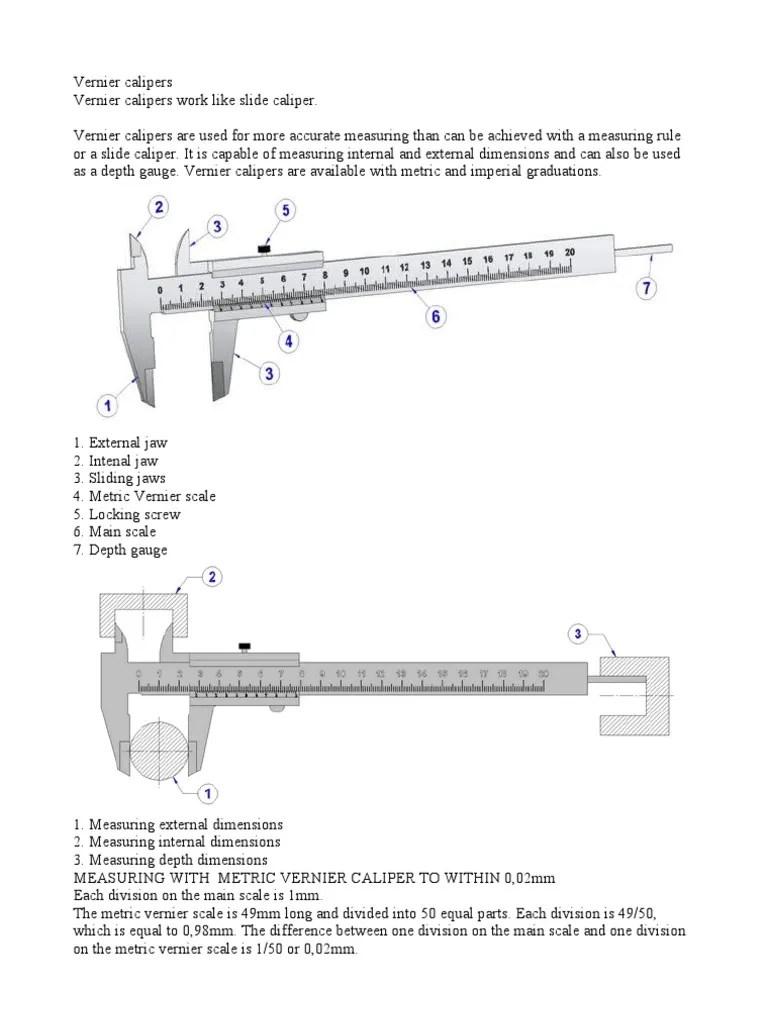 medium resolution of diagram of digital vernier caliper