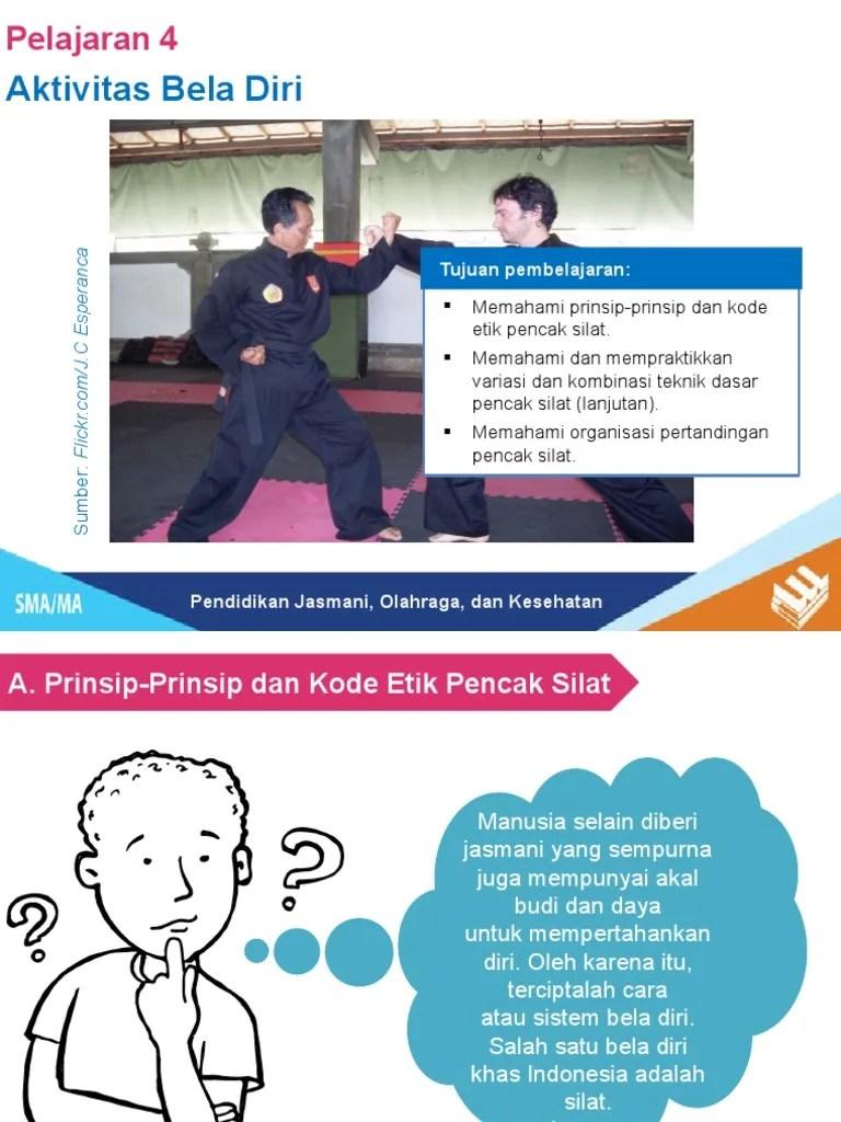 Prinsip Prinsip Pencak Silat : prinsip, pencak, silat, Aktivitas, Diri.pptx
