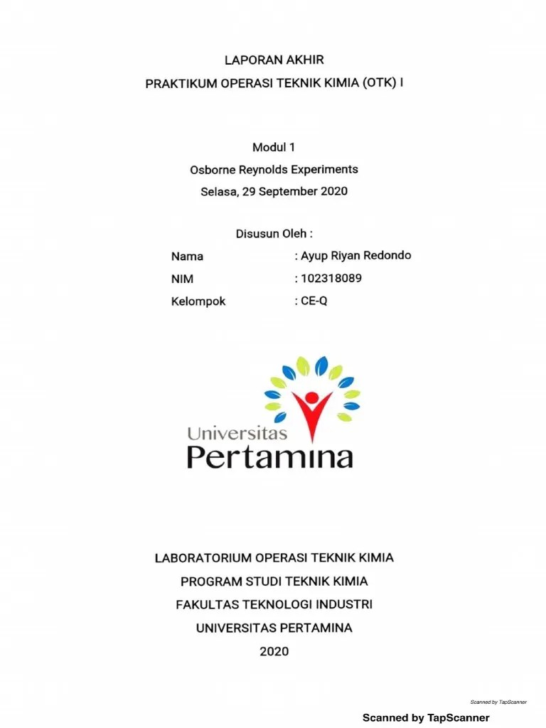 Universitas Pertamina Logo : universitas, pertamina, Modul_1_102318089_AyupRiyanRedondo_CE_Q__Complete