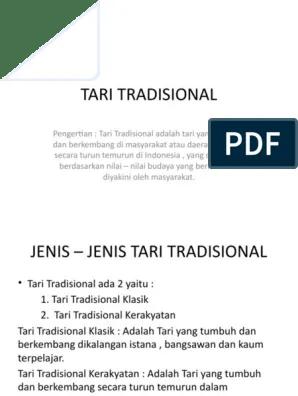 Pengertian Tari Tradisional Klasik : pengertian, tradisional, klasik, TRADISIONAL, KLASIK