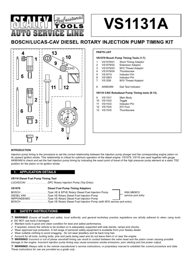 hight resolution of luca cav fuel injection pump diagram
