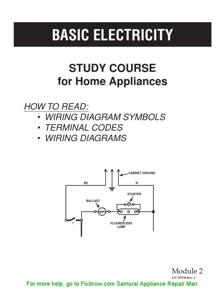 hight resolution of appliance wiring diagram symbol