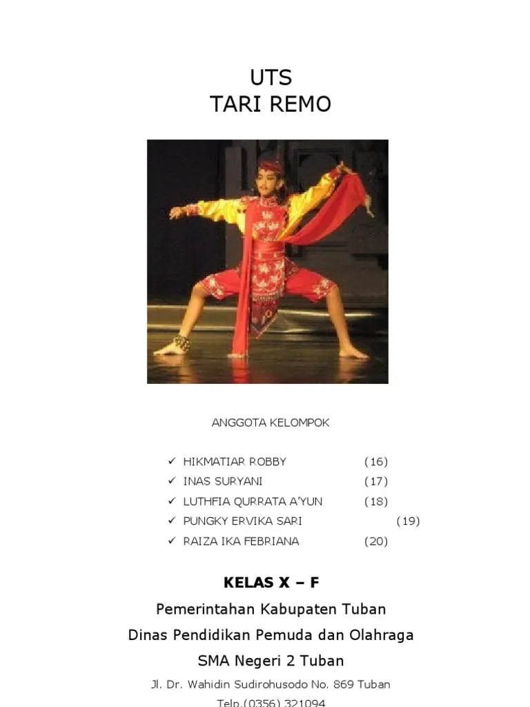 Contoh Gerakan Tari Remo : contoh, gerakan, Tugas