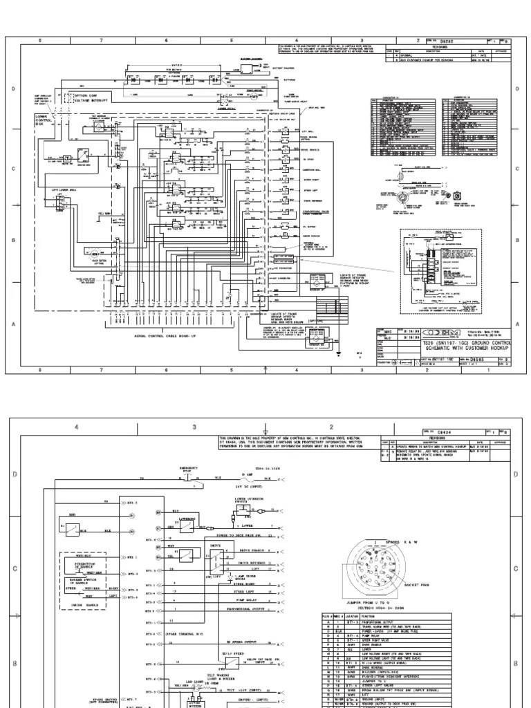 medium resolution of terex wiring diagram
