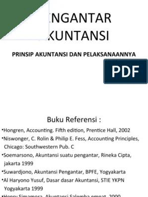 Pengantar Akuntansi 1 Pdf : pengantar, akuntansi, PENGANTAR, AKUNTANSI