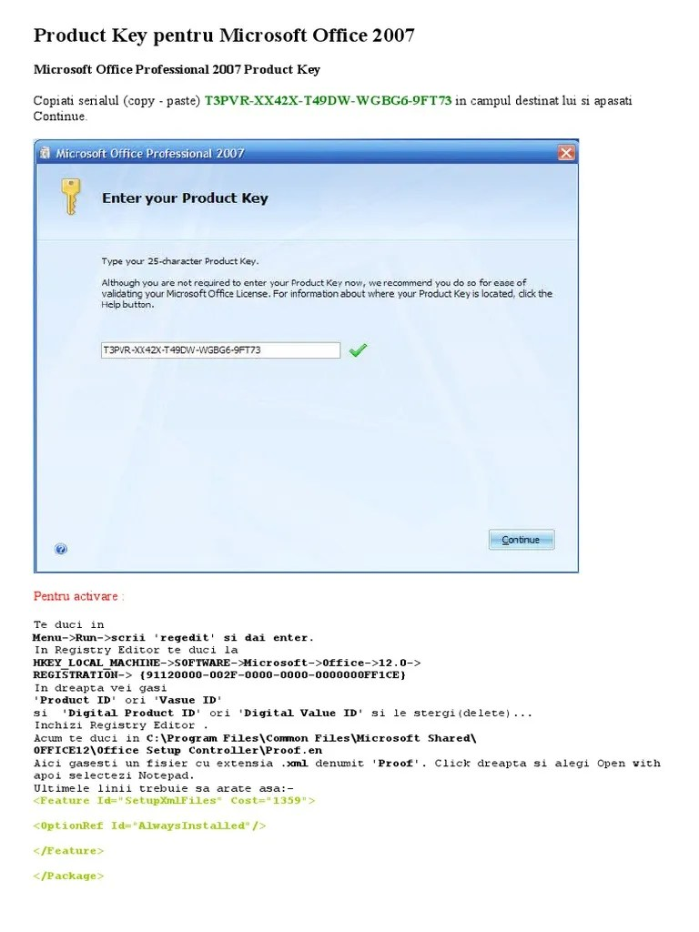 Office 2007 Activator : office, activator, Activation, Office, Software, Xander