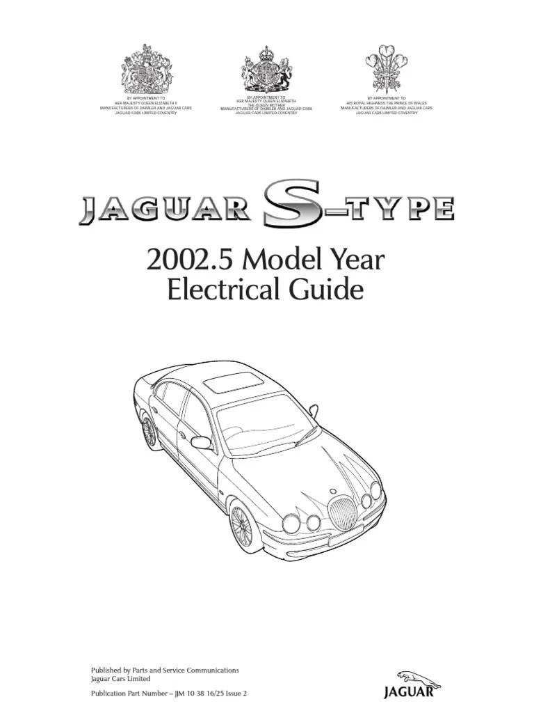jaguar  type passenger fuse box location [ 768 x 1024 Pixel ]