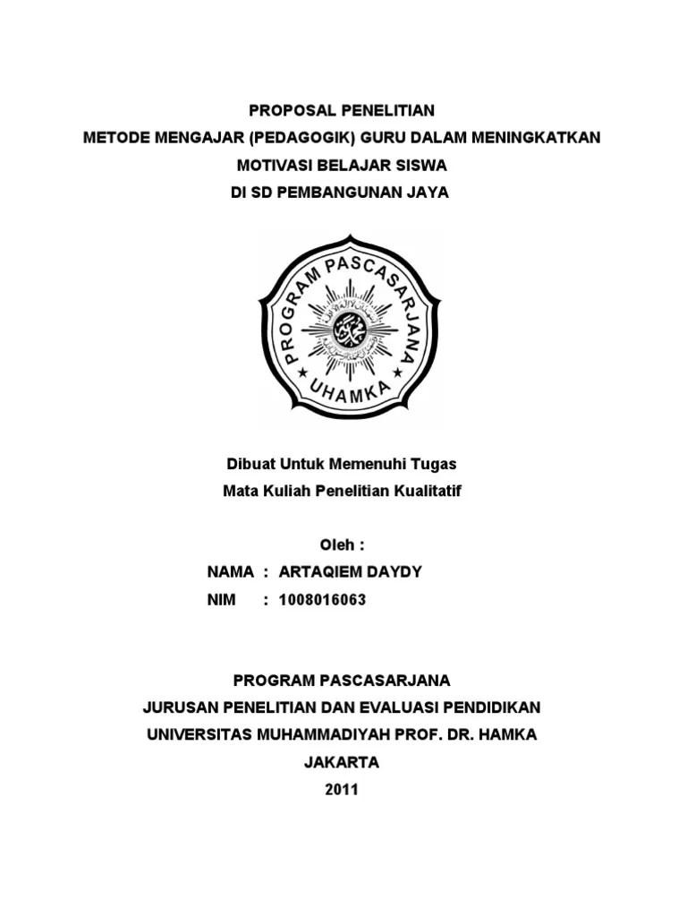 Contoh Judul Penelitian Kualitatif Psikologi Pendidikan Kerkosi Cute766
