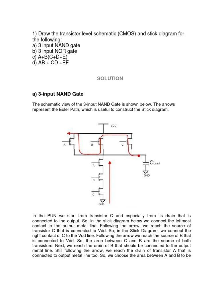 circuit diagram nand gate [ 768 x 1024 Pixel ]