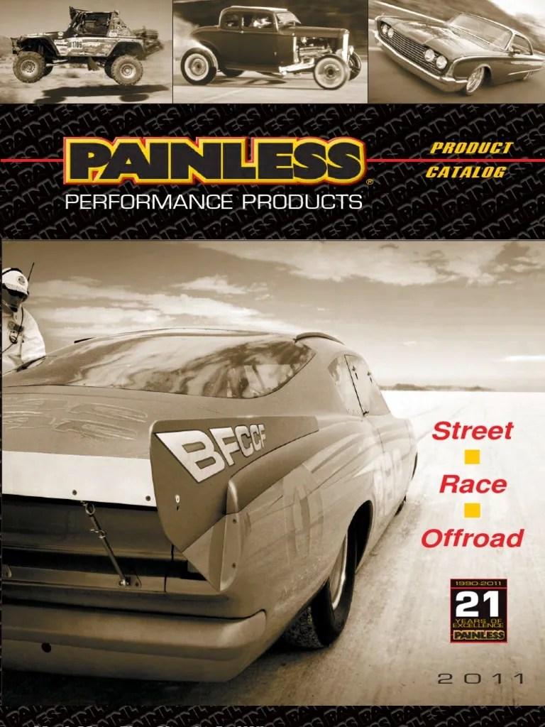 medium resolution of painless 20101 fuse box camaro