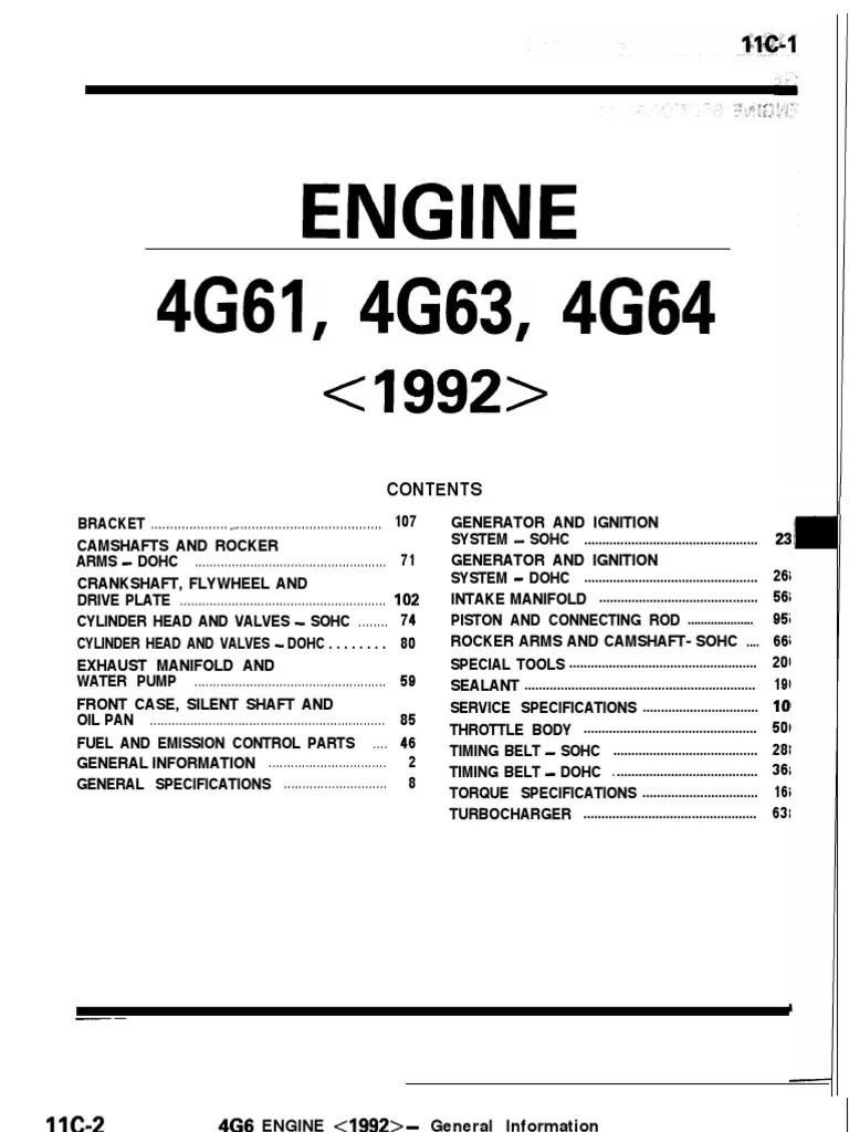medium resolution of 89 93 4g63 engine manual throttle belt mechanical ej25 engine diagram 4g63 engine diagram