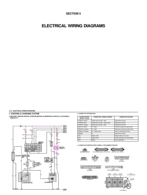 small resolution of daewoo nexia wiring diagram wiring librarydaewoo nubira wiring diagram starting know about wiring diagram