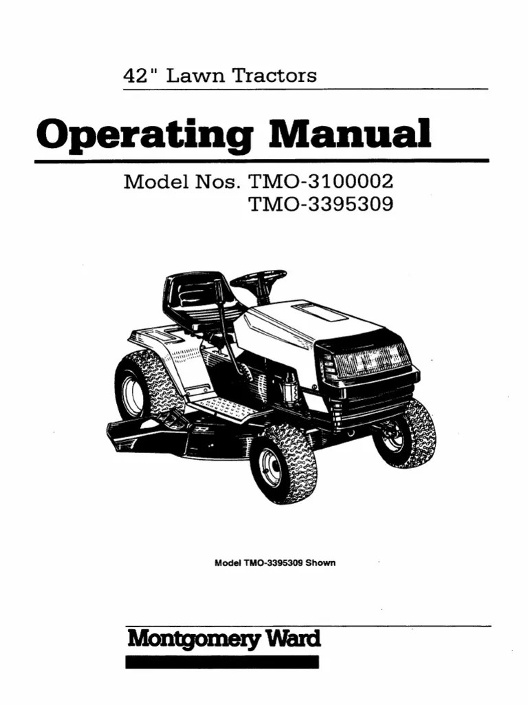 hight resolution of 1984 montgomery wards mower wiring diagram basic electronicsmontgomery ward riding lawn mower wiring diagram admin ddnss