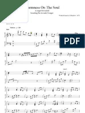 Chord Warmness On The Soul : chord, warmness, Warmness, Piano[1]