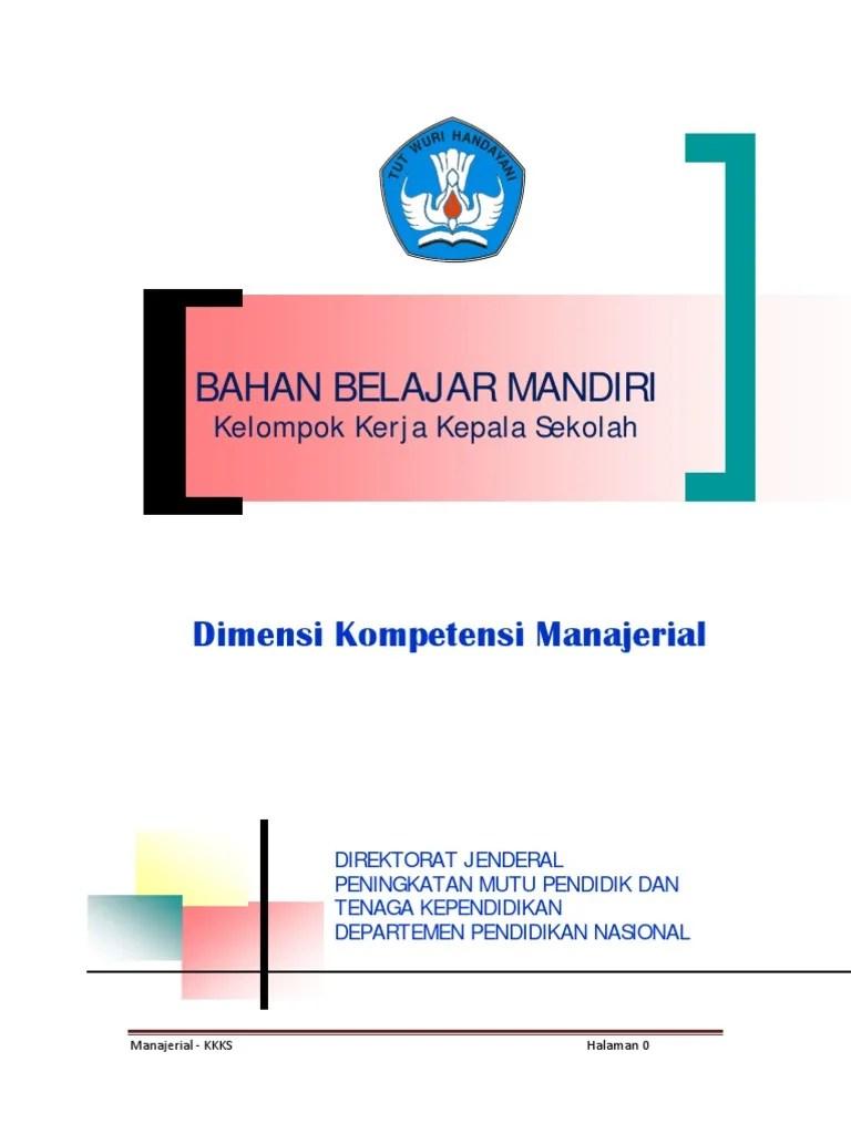 Contoh Program Kerja Kepala Sekolah Sd : contoh, program, kerja, kepala, sekolah, Manajerial, Kepala, Sekolah