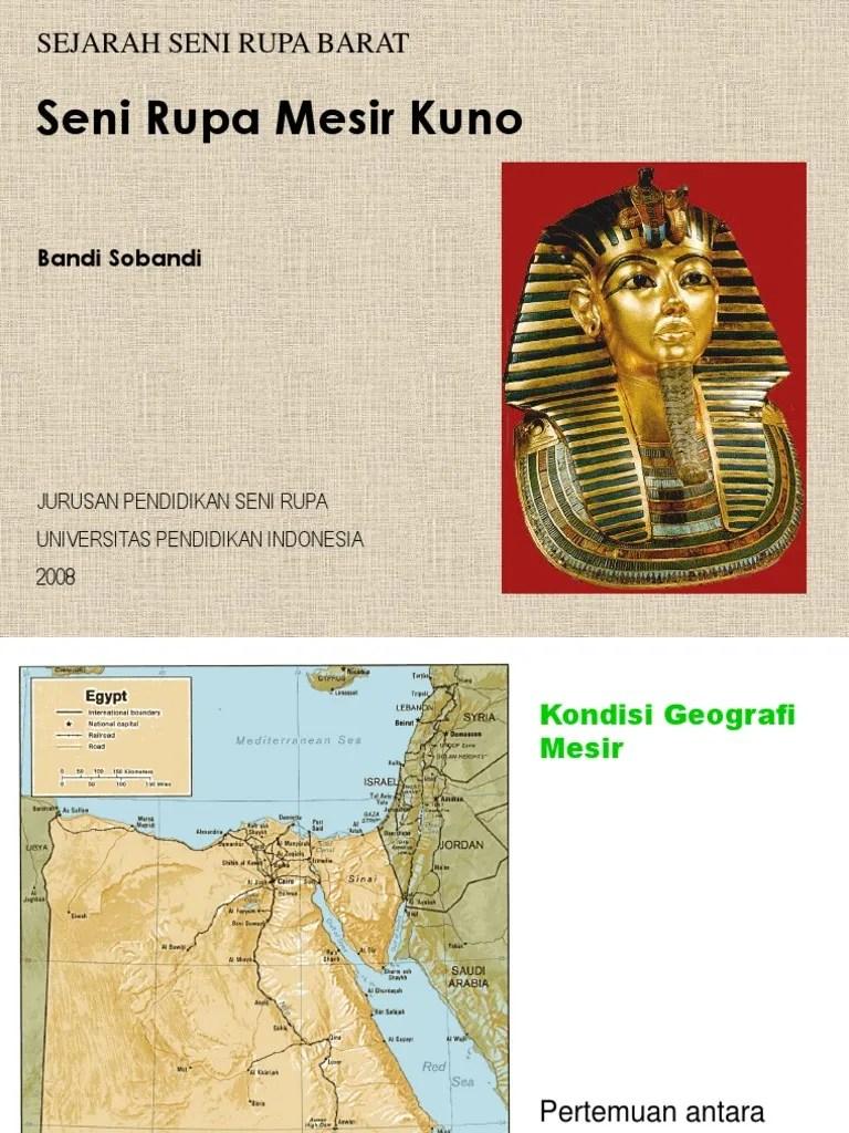 Sejarah Seni Rupa Mesir : sejarah, mesir, Sejarah, Mesir, Purba