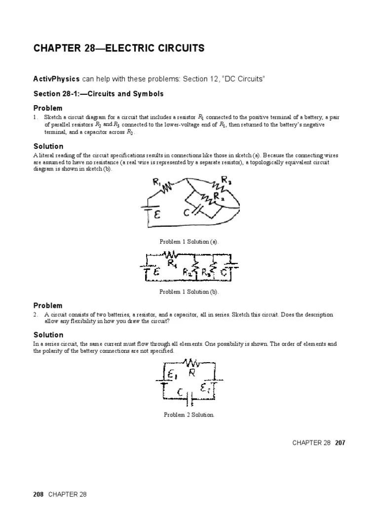 hight resolution of circuit diagram resistor