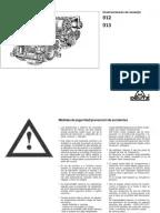 Manual Motor Deutz