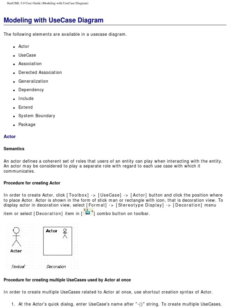 05 1 staruml 5 0 user guide modeling with usecase diagram use case button computing  [ 768 x 1024 Pixel ]