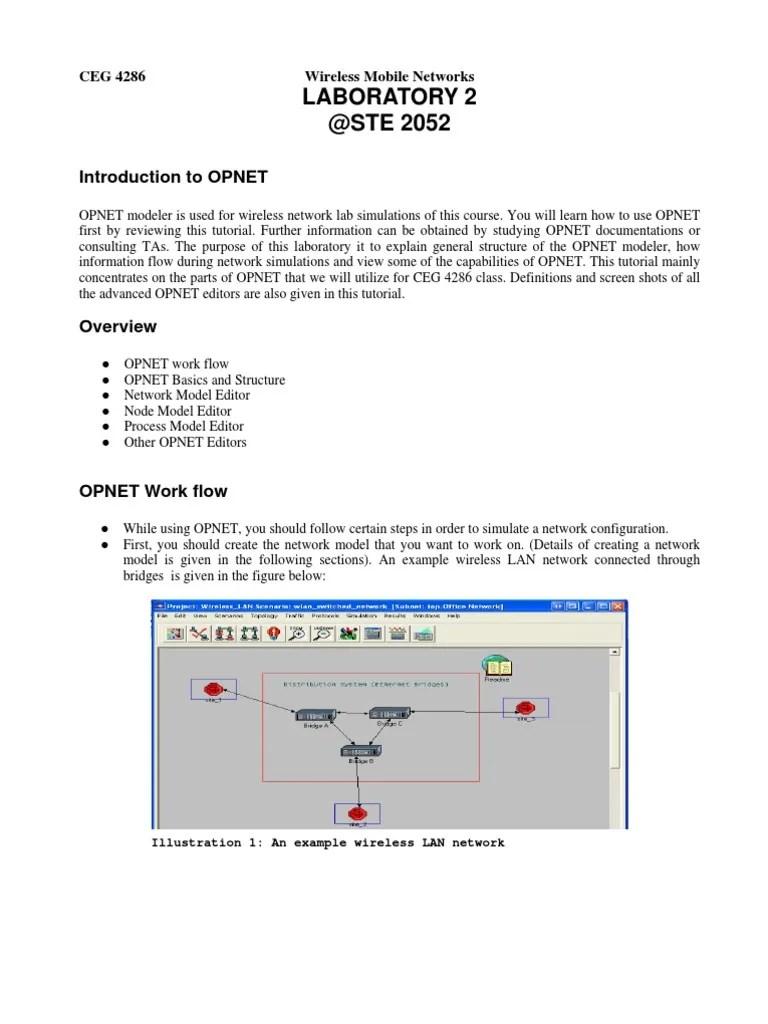 medium resolution of basic lan diagram for wireles work