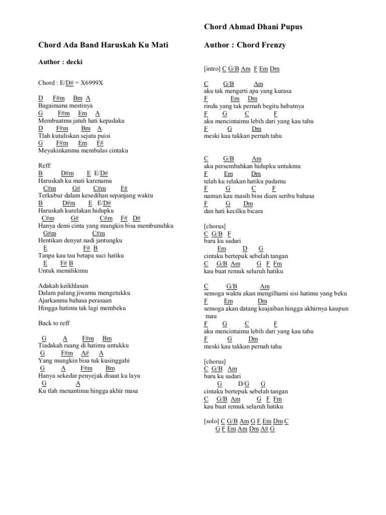 Chord Galih Dan Ratna : chord, galih, ratna