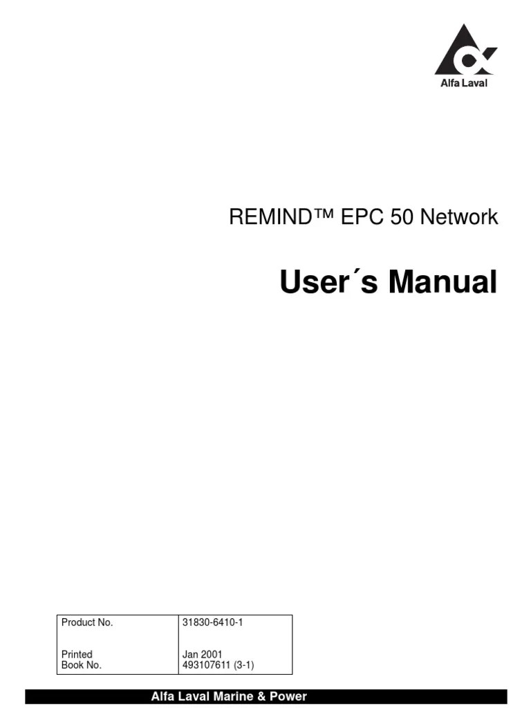 user s manual for remind epc 50 electrical connector personal computers [ 768 x 1024 Pixel ]