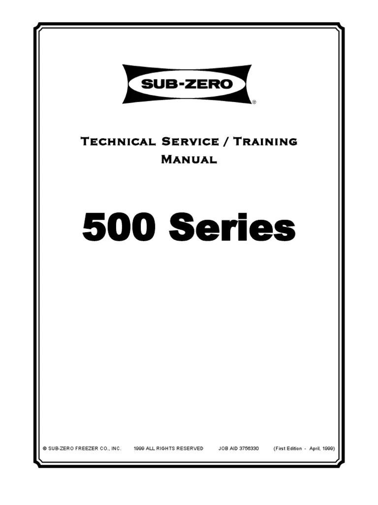 Sub Zero 550 Wiring Diagram Sub Zero 550 Dimensions Wiring