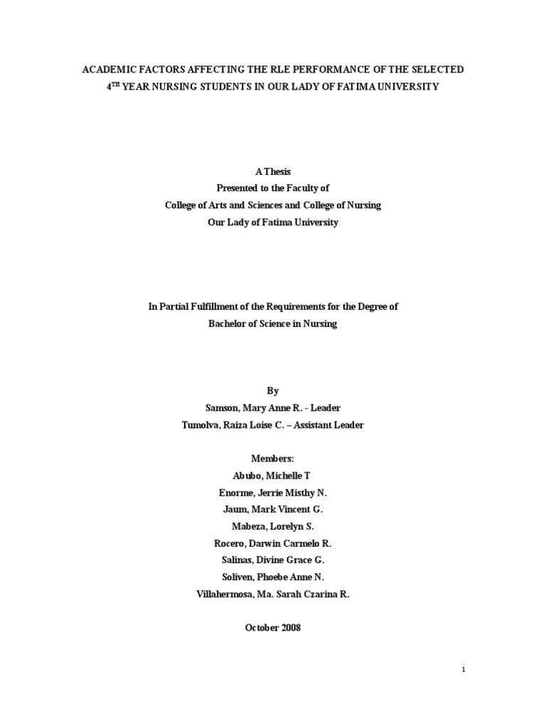 Dedications Bachelor's Degree Thesis