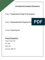 Organizational design development in icici bank also organisational chart curator chief executive officer rh scribd