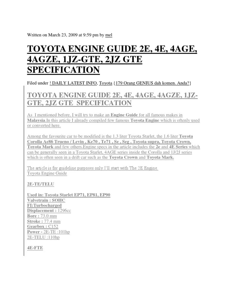 medium resolution of toyota engine automotive industry vehicle technology starlet parts toyota starlet ep 81 wiring diagram