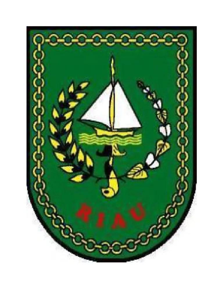Logo Provinsi Riau : provinsi, Makna, Lambang, Provinsi