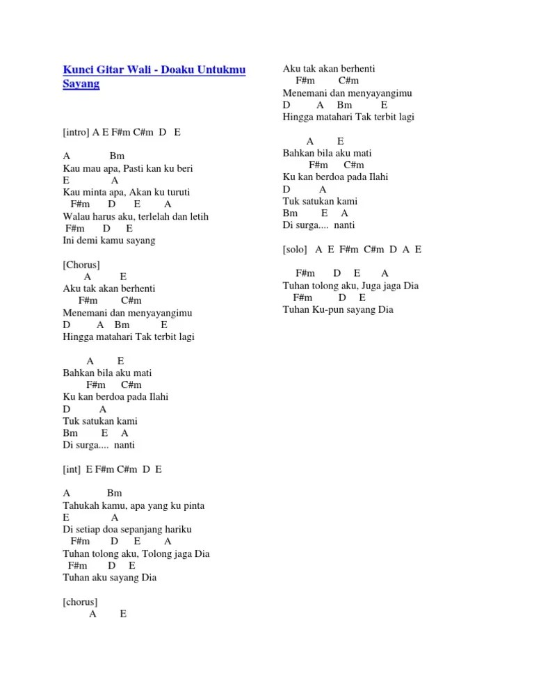 Chord Tuhan Jagakan Dia : chord, tuhan, jagakan, Kunci, Ukulele, Tolong