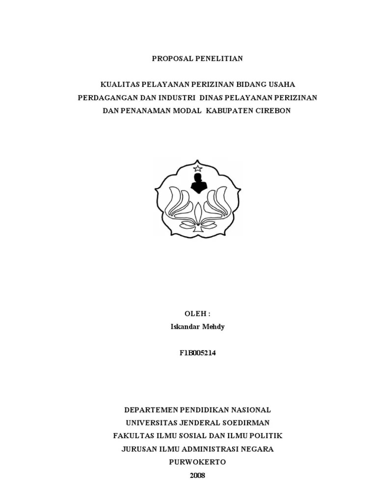 Contoh Proposal Penelitian Kualitatif Pendidikan : contoh, proposal, penelitian, kualitatif, pendidikan, Proposal, Penelitian, Kualitatif