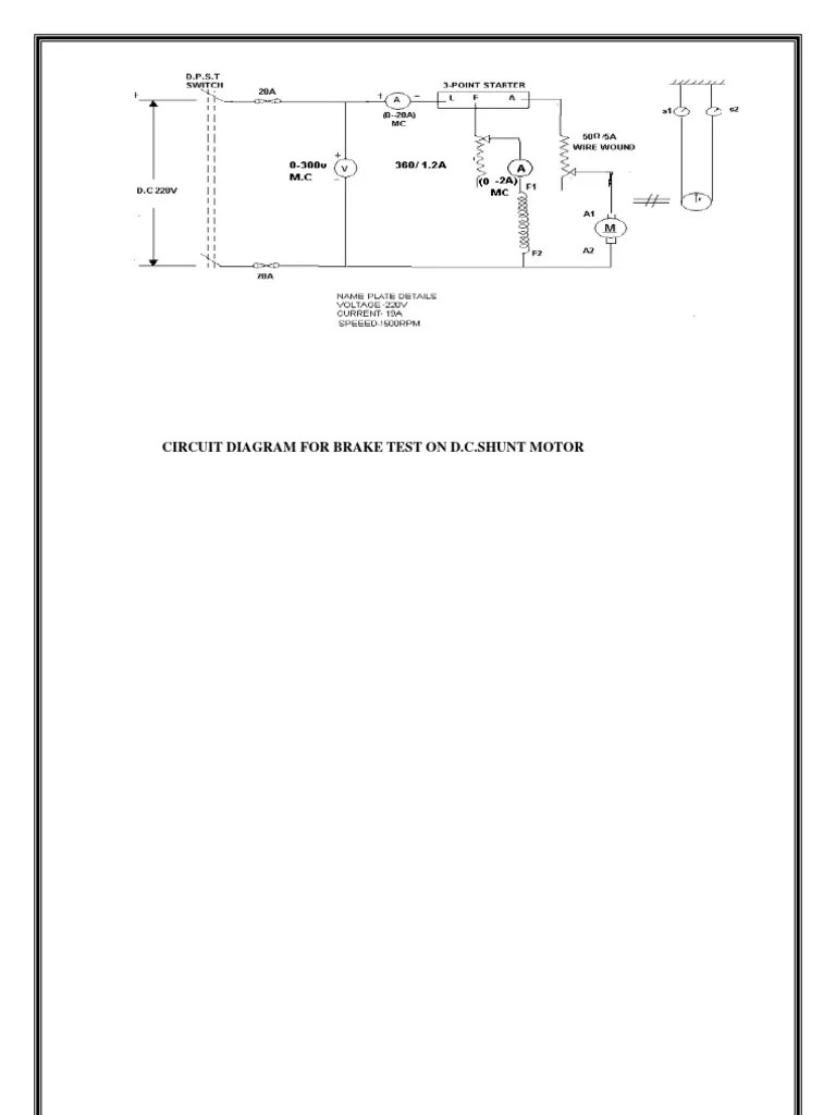 small resolution of dc shunt wiring diagram