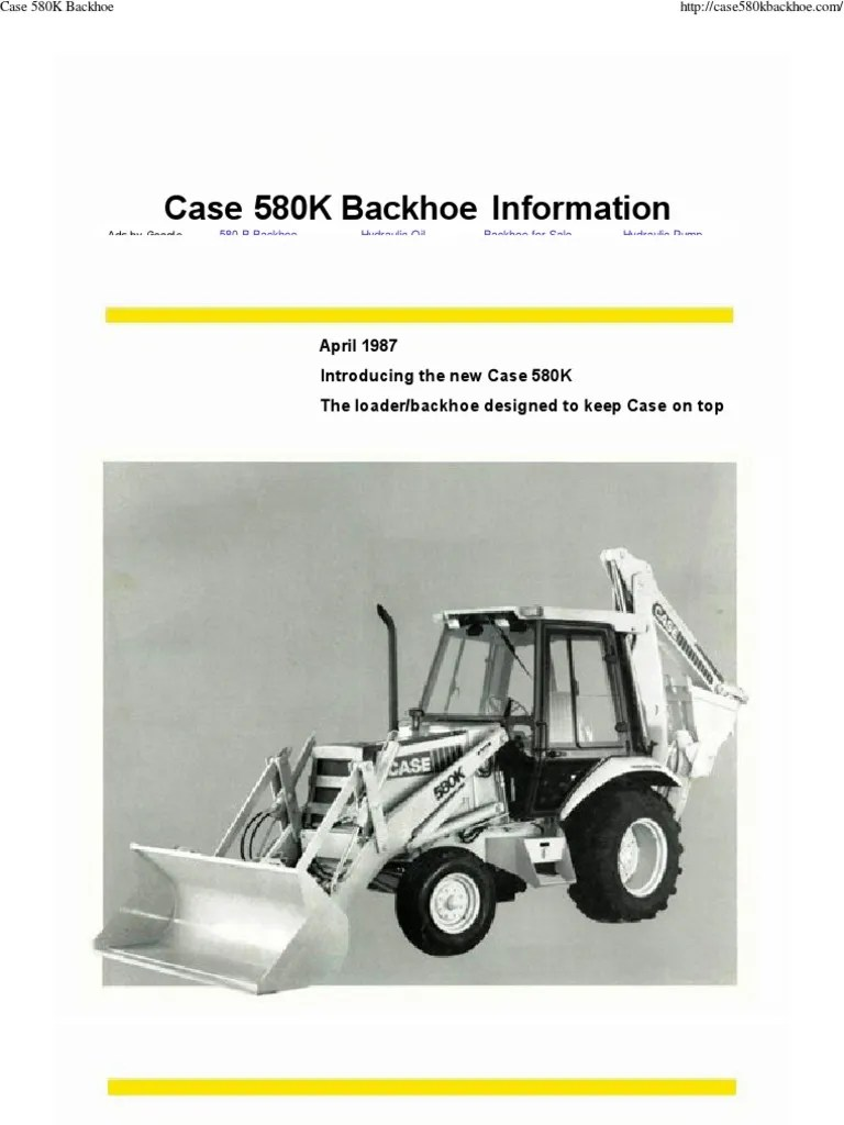 hight resolution of maintenance schematics features wiring harness content maintenance parts pts operators 580c contains pages helpful technical information