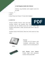 Perangkat Keras Internet Beserta Fungsinya : perangkat, keras, internet, beserta, fungsinya, Fungsi-Fungsi, Perangkat, Keras, Internet