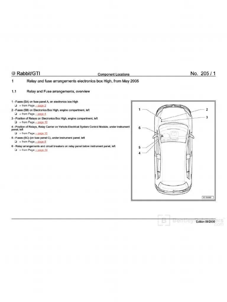 medium resolution of 09 gti fuse box diy enthusiasts wiring diagrams u2022 2009 vw gti fuse diagram 2009