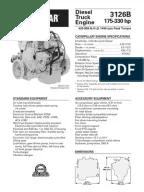 Cat 3126 Manuals