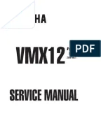 Yamaha v MAX Service Manual