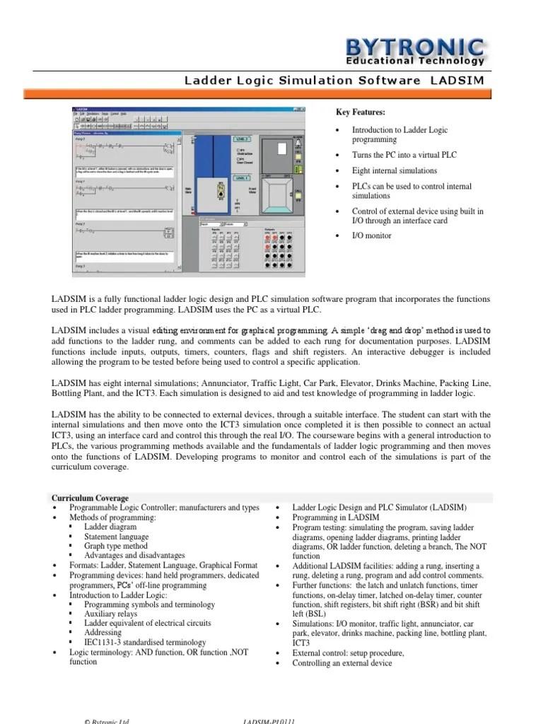 medium resolution of ladder logic diagram for elevator