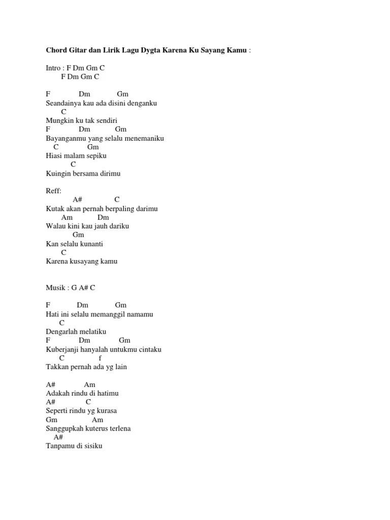 Kunci Gitar Terlena : kunci, gitar, terlena, Kunci, Ukulele, Terlena