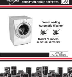 wiring diagram of whirlpool washing machine [ 768 x 1024 Pixel ]
