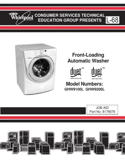 small resolution of wiring diagram of whirlpool washing machine