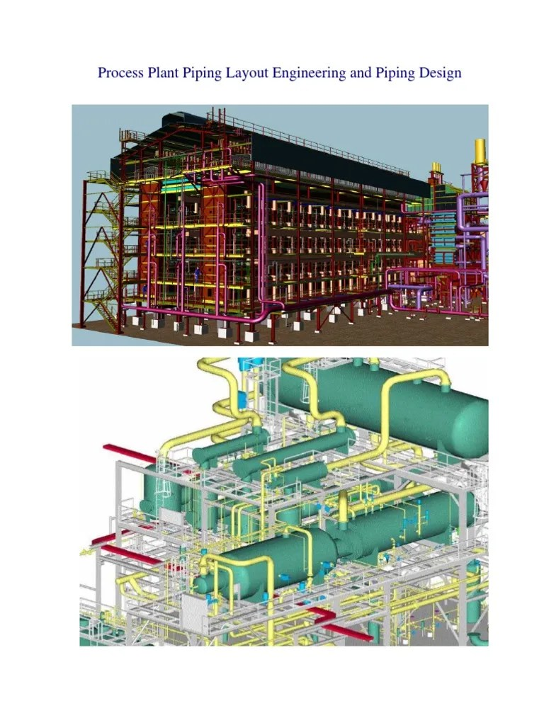 18 process plant layout engineering course syllabus pipe fluid conveyance energy [ 768 x 1024 Pixel ]